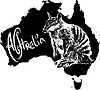 Numbat als australische Symbol
