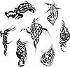Tribale Tattoo-Designs