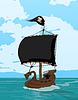 Black Sails Piratenschiff