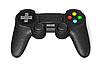 Gamepad joypad do konsoli gier wideo | Stock Illustration