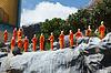 ID 4696628 | Buddhistischer Mönch-Statuen | Foto mit hoher Auflösung | CLIPARTO
