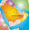 Saudi-Arabien Land
