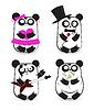 Set von Panda