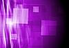 Vektor Cliparts: Violet Tech-Hintergrund