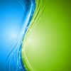 Vektor Cliparts: abstrakter bunten Hintergrund