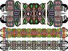 ID 3428098 | Traditionelle mittelalterliche keltische Muster | Illustration mit hoher Auflösung | CLIPARTO