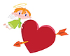 angel boy und Herz