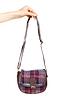 ID 3679256 | Modna torebka w kratę strony kobiet | Foto stockowe wysokiej rozdzielczości | KLIPARTO