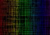 Hintergrundfarbe in sich kreuzenden Streifen | Stock Vektrografik