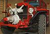 ID 3525005 | Firefighters truck | Foto stockowe wysokiej rozdzielczości | KLIPARTO