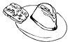 ID 5200386   Lady`s hat and female clutch   Klipart wektorowy   KLIPARTO