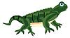 Pangolin iguana