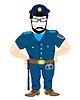 Die Polizei in Form