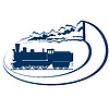 Vektor Cliparts: Locomotive-14