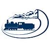Vektor Cliparts: Locomotive-15