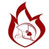 소방 및 화재의 헬멧 | Stock Vector Graphics