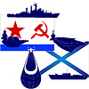 Vector clipart: Navy of Russia