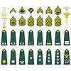 Schulterklappen der US-Armee