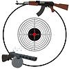 Russische automatischen Waffen