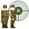 Deutsch Scharfschützen während Zweiten Weltkrieg