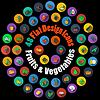 Obst und Gemüse Icons