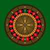 Roulette-Rad Icon