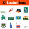 Baseball-Icon-Set