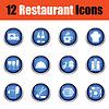 Restaurant-Icon-Set
