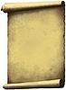 Старый свиток бумаги | Иллюстрация