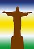 Brasilien Statue von Jesus