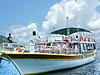Touristen auf der Yacht | Stock Foto