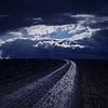 Droga w nocy | Stock Foto