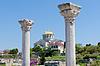ID 3485769 | Marmorsäulen des antiken griechischen Basilika | Foto mit hoher Auflösung | CLIPARTO