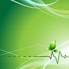 Vektor Cliparts: Umwelt-Konzept
