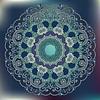 Kreis Ornament, ornamentale runden Spitzen | Stock Vektrografik
