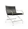 Chair against white | Stock Illustration