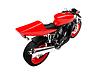 Wygląd motocykla powrót | Stock Illustration