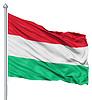 ID 3531269 | Wehende Flagge von Ungarn | Illustration mit hoher Auflösung | CLIPARTO