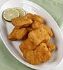 Golden Chicken Nuggets | Stock Foto