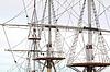 ID 3441167 | Maszty statku w pochmurne tle | Foto stockowe wysokiej rozdzielczości | KLIPARTO