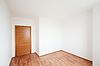 Leeren Raum mit Tür | Stock Foto
