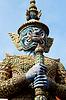 ID 3557288 | Giant posąg w świątyni | Foto stockowe wysokiej rozdzielczości | KLIPARTO