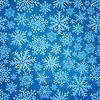 Nahtlose Muster mit New Year `s Schneeflocken