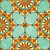 nahtloses ornamentales Muster