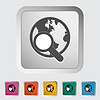 Die globale Suche einzelnes Symbol