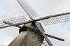 ID 3694777 | Ostrza starego drewnianego wiatraka | Foto stockowe wysokiej rozdzielczości | KLIPARTO