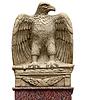 ID 3531502 | Alte Statue - Adler mit Schwert | Foto mit hoher Auflösung | CLIPARTO
