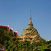 ID 3548298 | Bogate zdobione świątyni w Bangkoku, Tajlandia | Foto stockowe wysokiej rozdzielczości | KLIPARTO