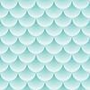 Fischschuppen-Muster - abstrakte nahtlose Textur