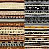 Set Tribal primitive afrikanische Muster